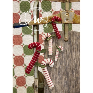 Candy Cane Ornies