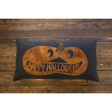 Happy Halloween Pillow