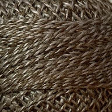 Cream Brown Twisted Tweed #12