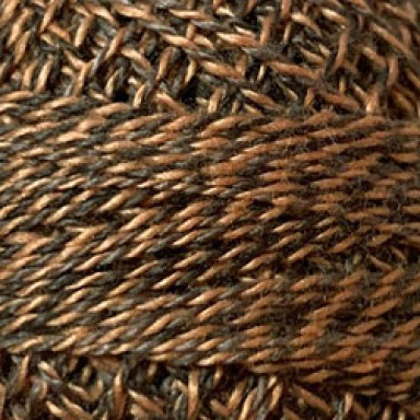 Orange Twisted Tweed #12