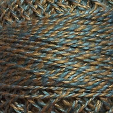 Teal Twisted Tweed #12