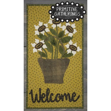 Fall Welcome Banner