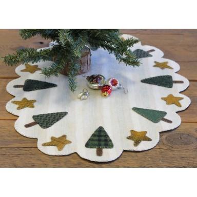 Holiday Tree Table Mat