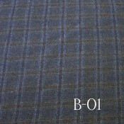 Blue Mill Dyed Woolens