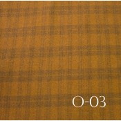 Orange Mill Dyed Woolens