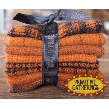 Pumpkin Texture Bundle