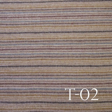 Tan Mill Dyed Woolens T-02