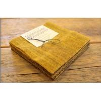 Mustard Wool Charms