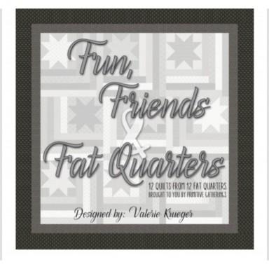 Fun Friends & Fat Quarters Book