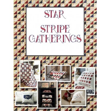 Star and Stripe Gatherings Book