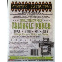 Small Variety Pack Triangle Paper