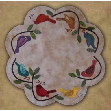 Songbirds Table Mat