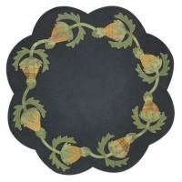Primitive Pineapple Table Mat