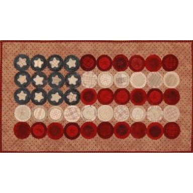 Flag Day Penny Banner