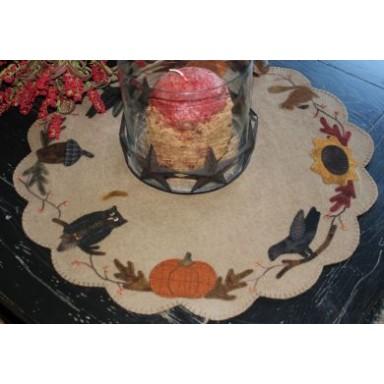 Autumn Table Mat Kit