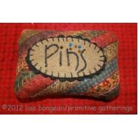 PRI-381 Pins Pincushion