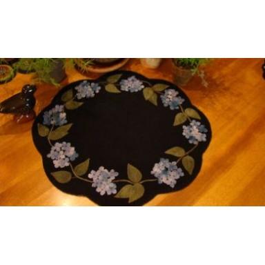 Blue Hydrangea Table Mat Kit